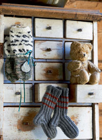 Kuva - Sisu-sukat vauvalle