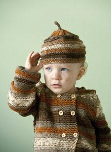 Kuva - Neulo pipo lapselle