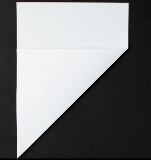 Näin taittelet paperitähden, joulutähti paperista