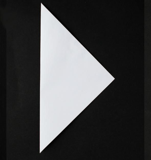 Näin taittelet paperitähden, origami, joulutähti paperista