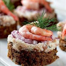 Kuva - Jouluruokaa perinteisillä ja uusilla mauilla