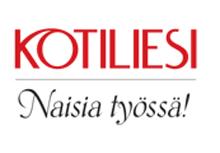 logo:Kotiliesi, Naisia työssä!