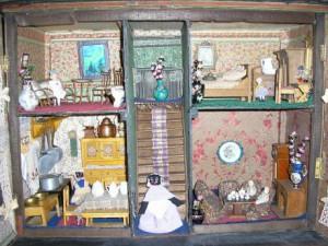 Englantilainen Handicrafts house 1923