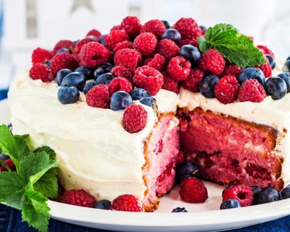 Himahella red velvet cake