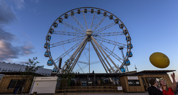 sky wheel himahella