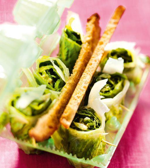 caesar-salaattikääröt