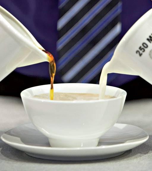 Kuva - Cafè au lait, ranskalainen maitokahvi