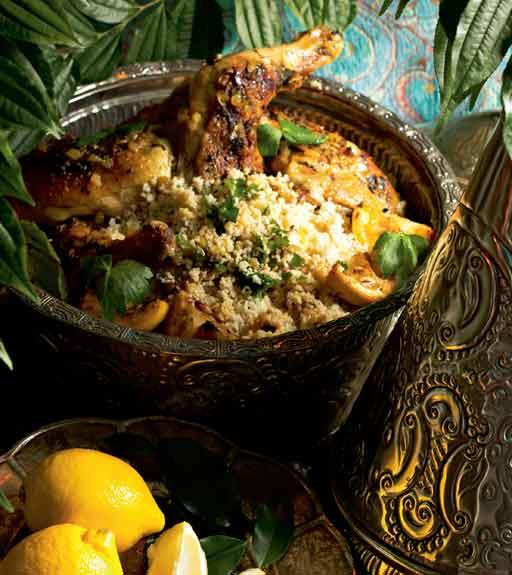 marokkolainen sitruunakana