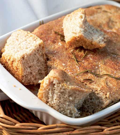Kuva - Rosmariinileipä