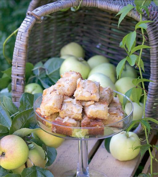 omena-toscapiirakka
