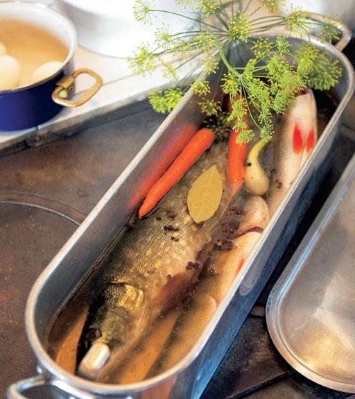 Keitetty kala