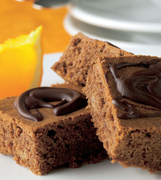 appelsiinibrownie
