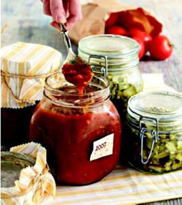 mausteinen tomaattikastike