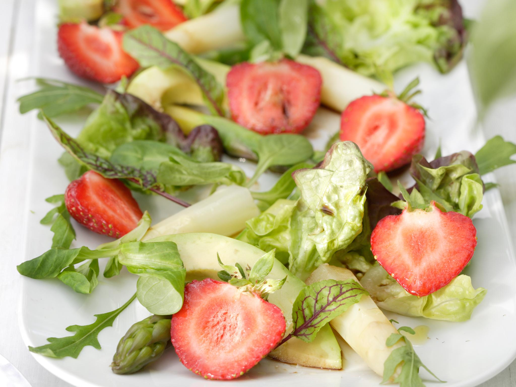 Kuva - Kesäkuun salaatti