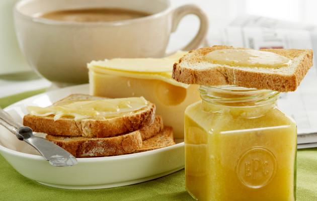 Lemon Curd -sitruunatahna