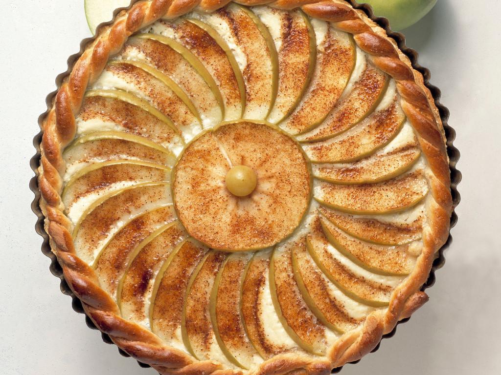 sitruunan makuinen omenapiirakka