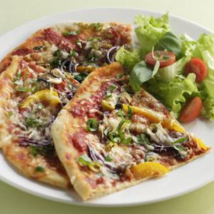 Kuva - Gluteeniton pizzapohja