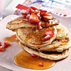 Pancake Ohje