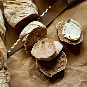 Kuva - Saksanpähkinäpatonki