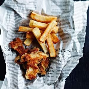 Kuva - Tatit & chips