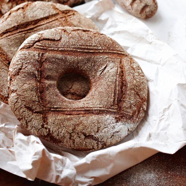 Kuva - Hapatettu ruisleipä