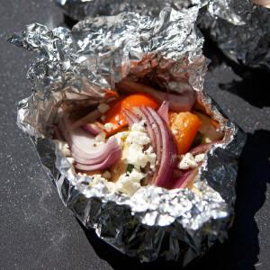 grillatut feta-kasvisnyytit