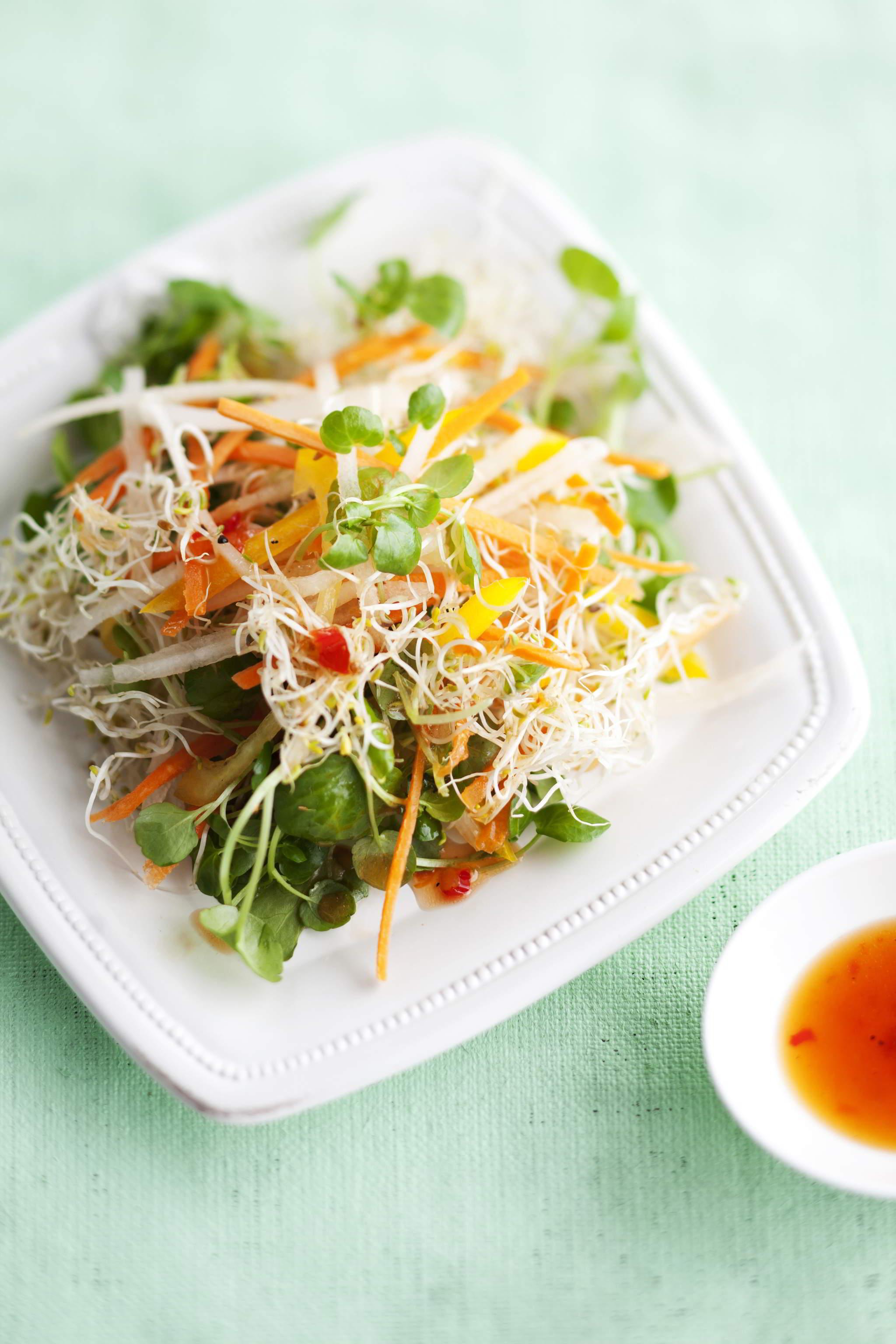 Kuva - Rapsakka salaatti