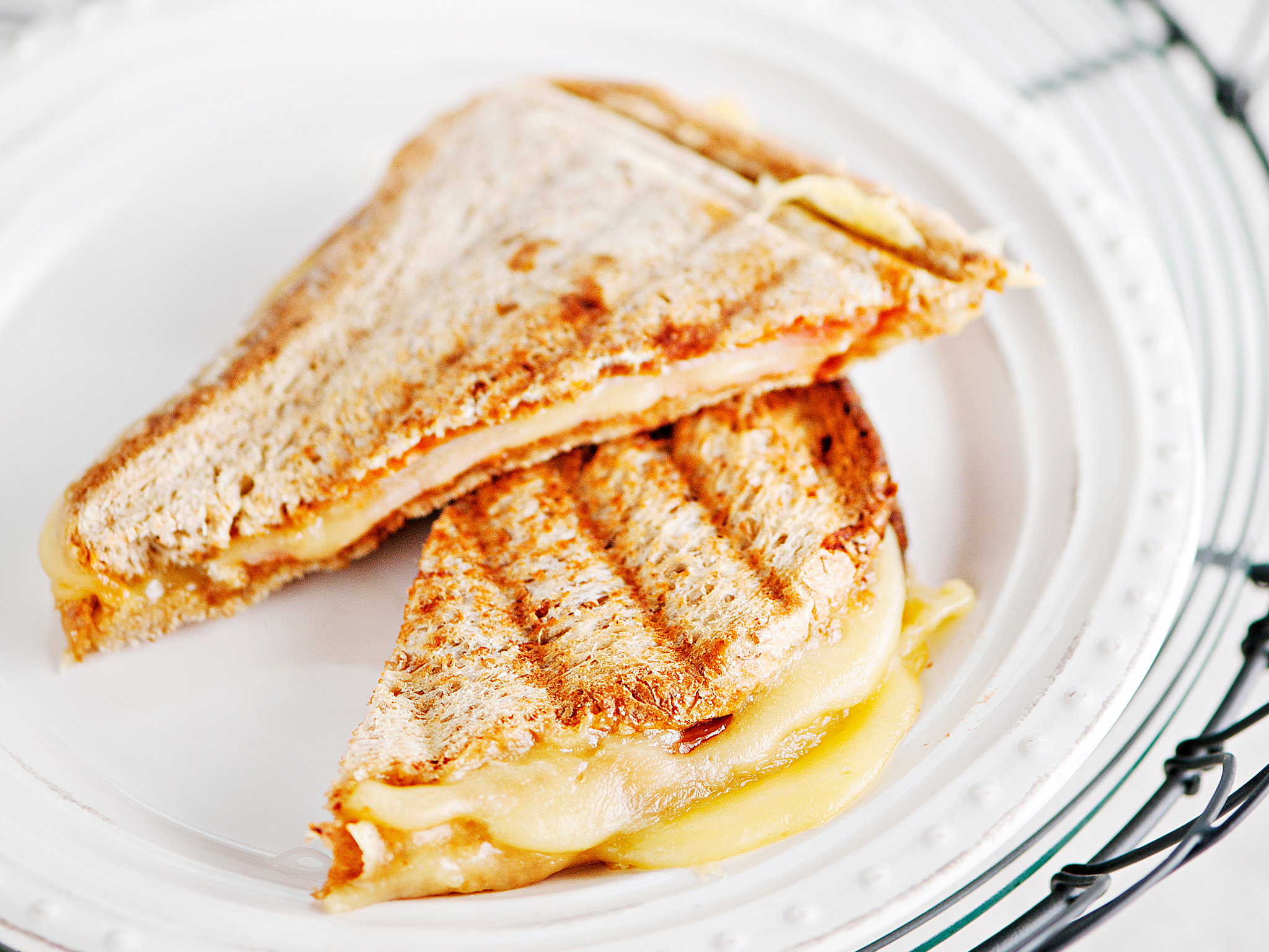 Croque monsieur -leipä