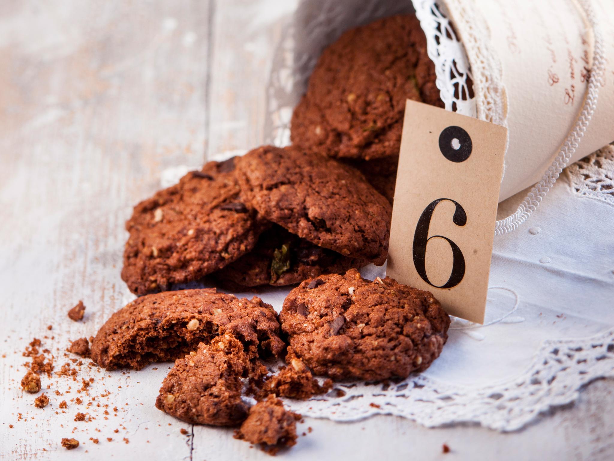 Suklaakeksi voi olla tulinen, suklaa-jalapenopikkuleivät
