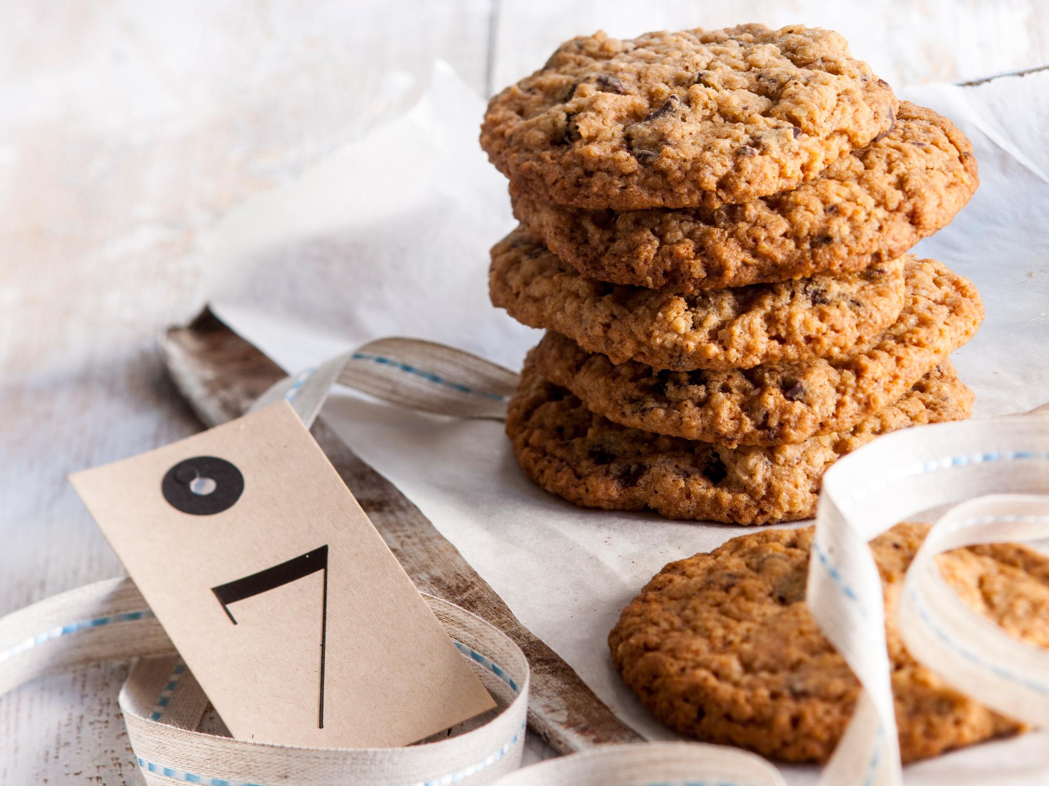 Gluteenittomat ja maidottomat cookiet