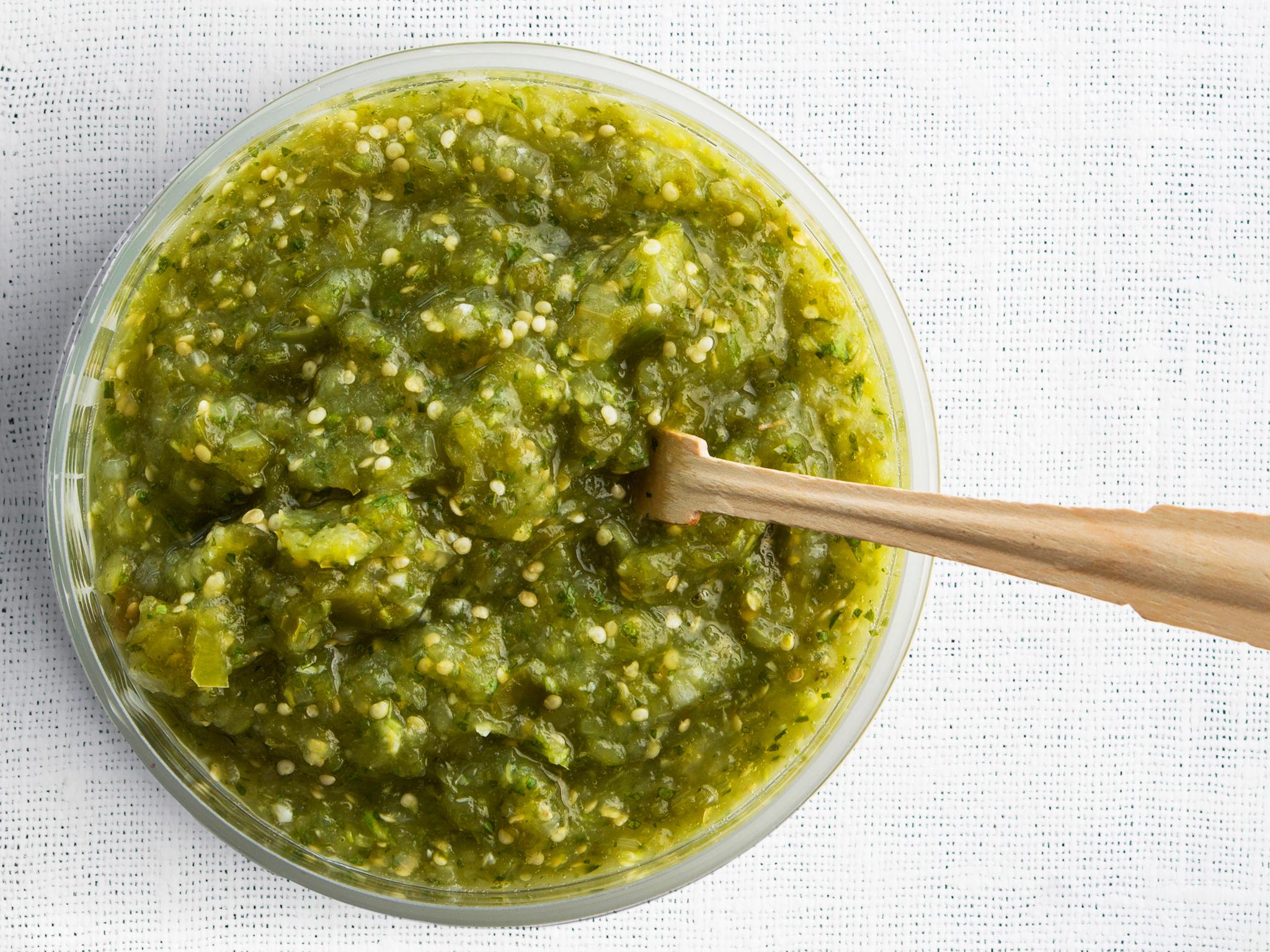 Kuva - Vihreä salsa