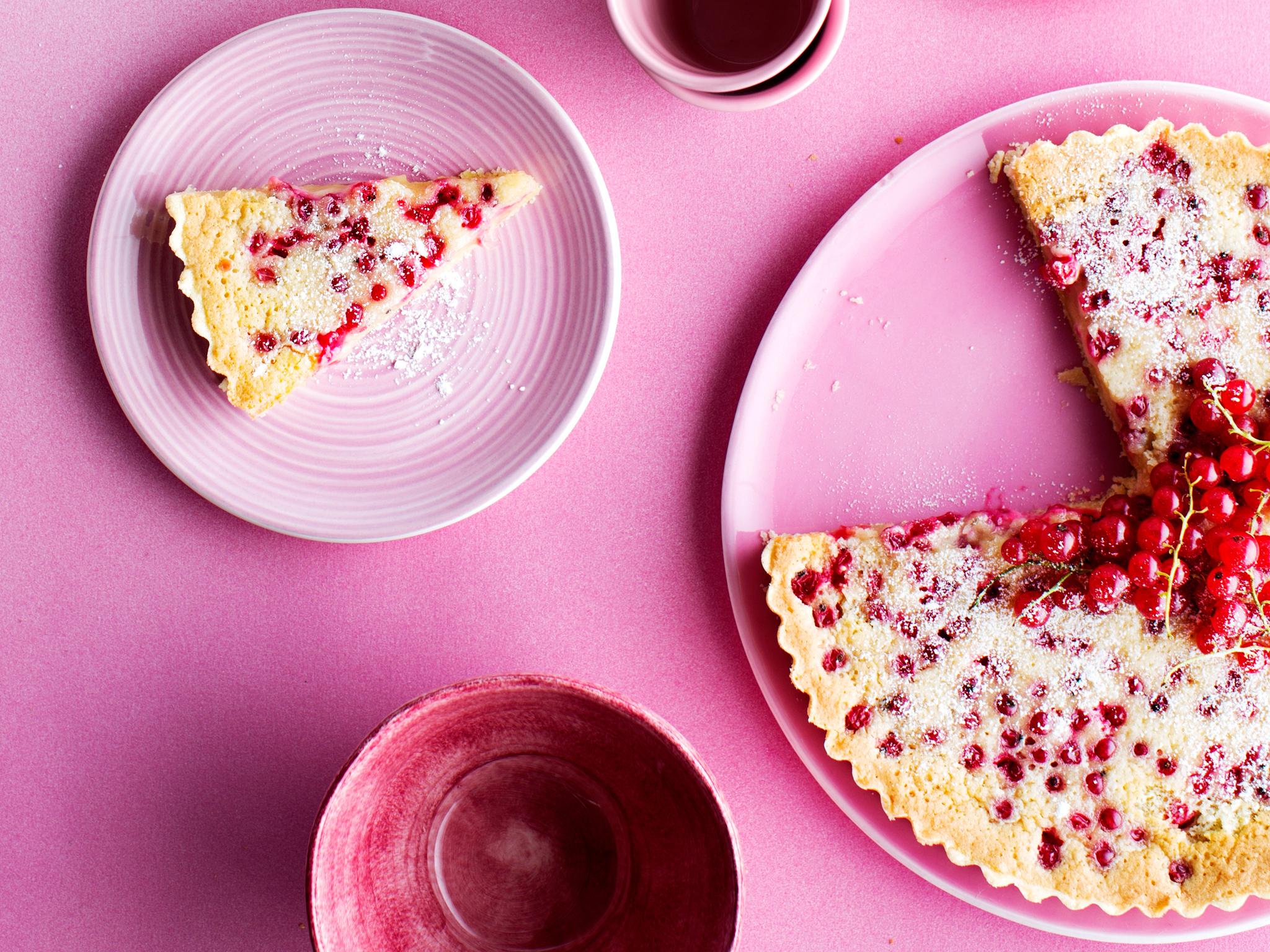 Kuva - Punaherukka sopii leivontaan, juomiin ja jälkiruokiin – 9 makeaa ohjetta