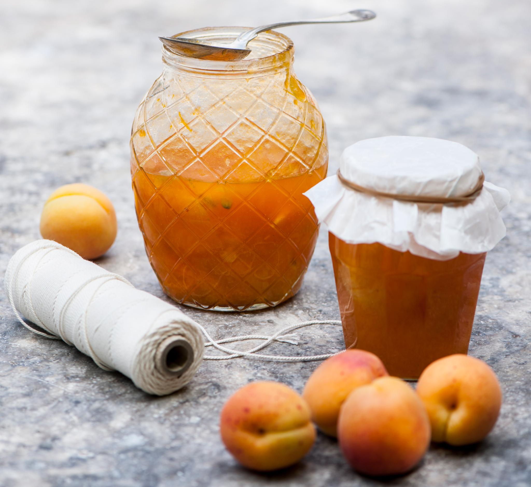 Kuva - Aromikas aprikoosimarmeladi