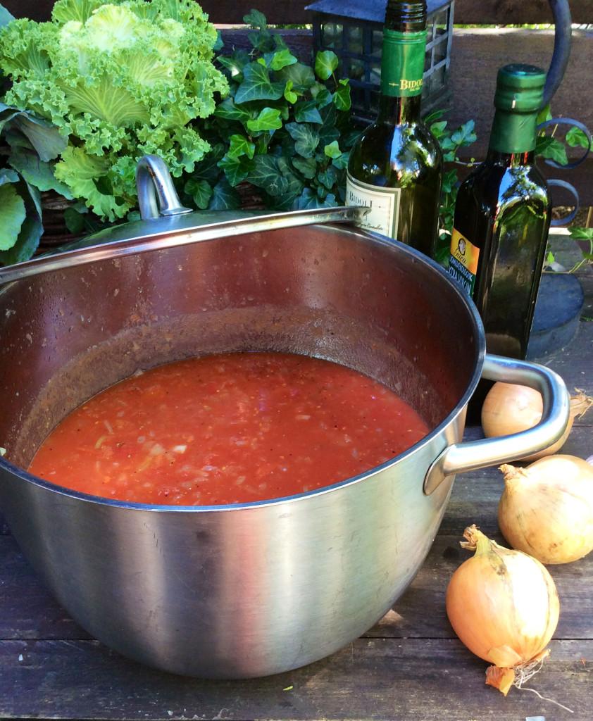 Italialainen Tomaattikastike