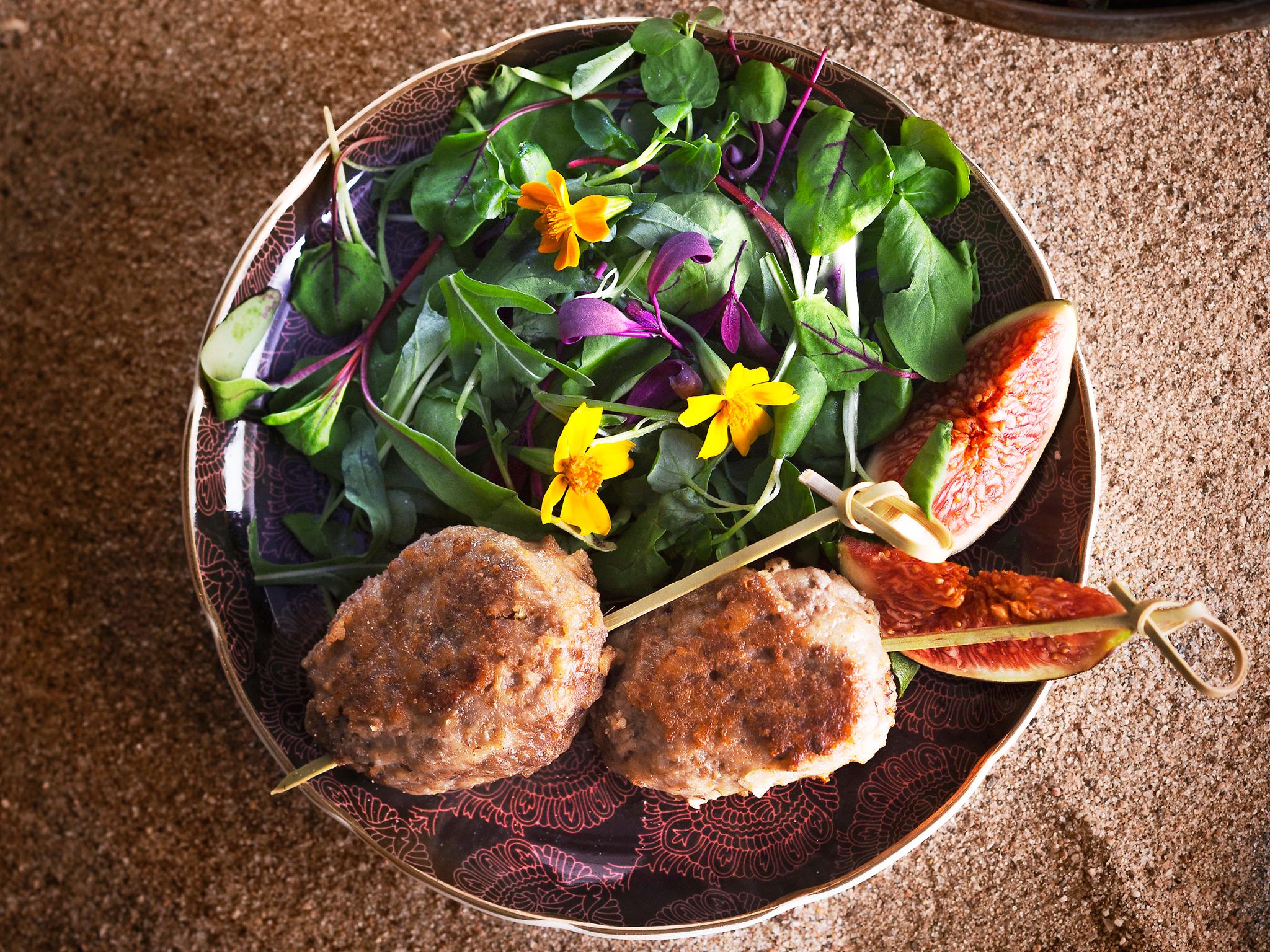 tabbule-salaatti