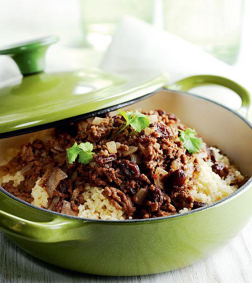 Jauhelihatagine ja couscous
